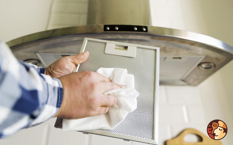 Bạn đã biết cách vệ sinh máy hút mùi Bosch nhanh nhất, an toàn